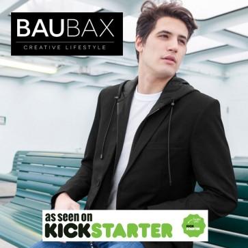 BauBax - Najboljši potovalni suknjič na svetu