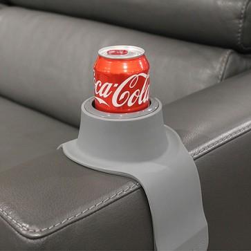 Couch coaster - Ultimativni držalec pijače na kavču