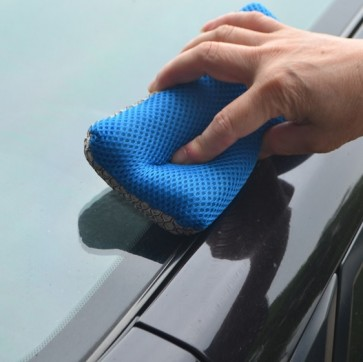 Posebna gobica za odstranjevanje mrčesa iz avtomobila