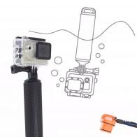 Plavajoč ročaj za GoPro kamero