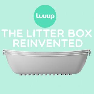 LUUUP | Mačje stranišče, ki se enostavno čisti