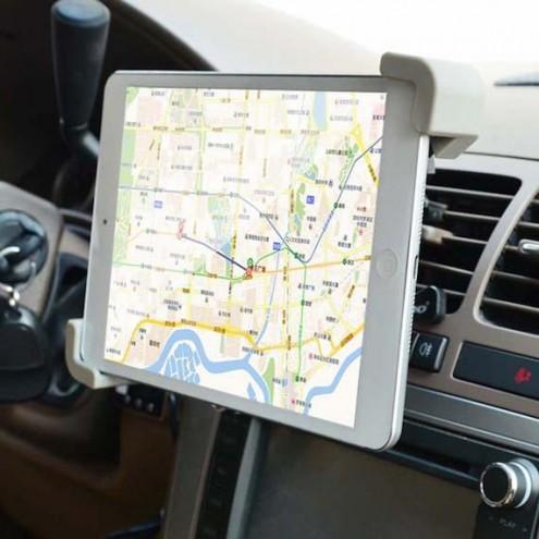 Držalo za iPad v avtu - namestitev na ventilatorsko režo