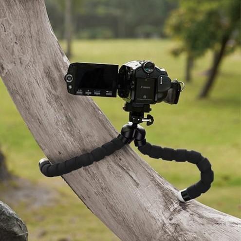 Multifunkcionalno stojalo za fotoaparat in pametni telefon