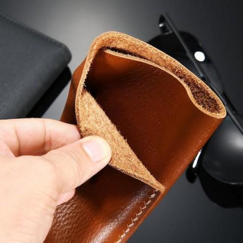 Univerzalni usnjeni etui za telefon z denarnico