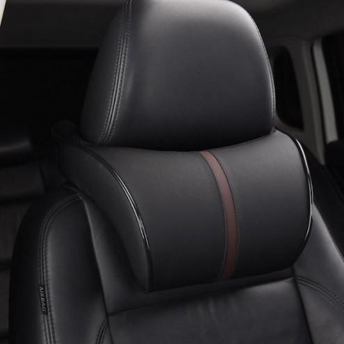 Nastavljiva blazina za podporo hrbtenice in vratu v avtu