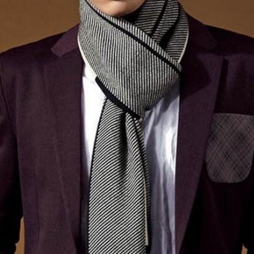 Moški modni šal